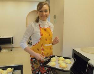 ロシア料理教室カラワイ・タチアナ
