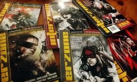 The magazines
