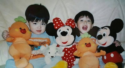 dongmyeong and xion