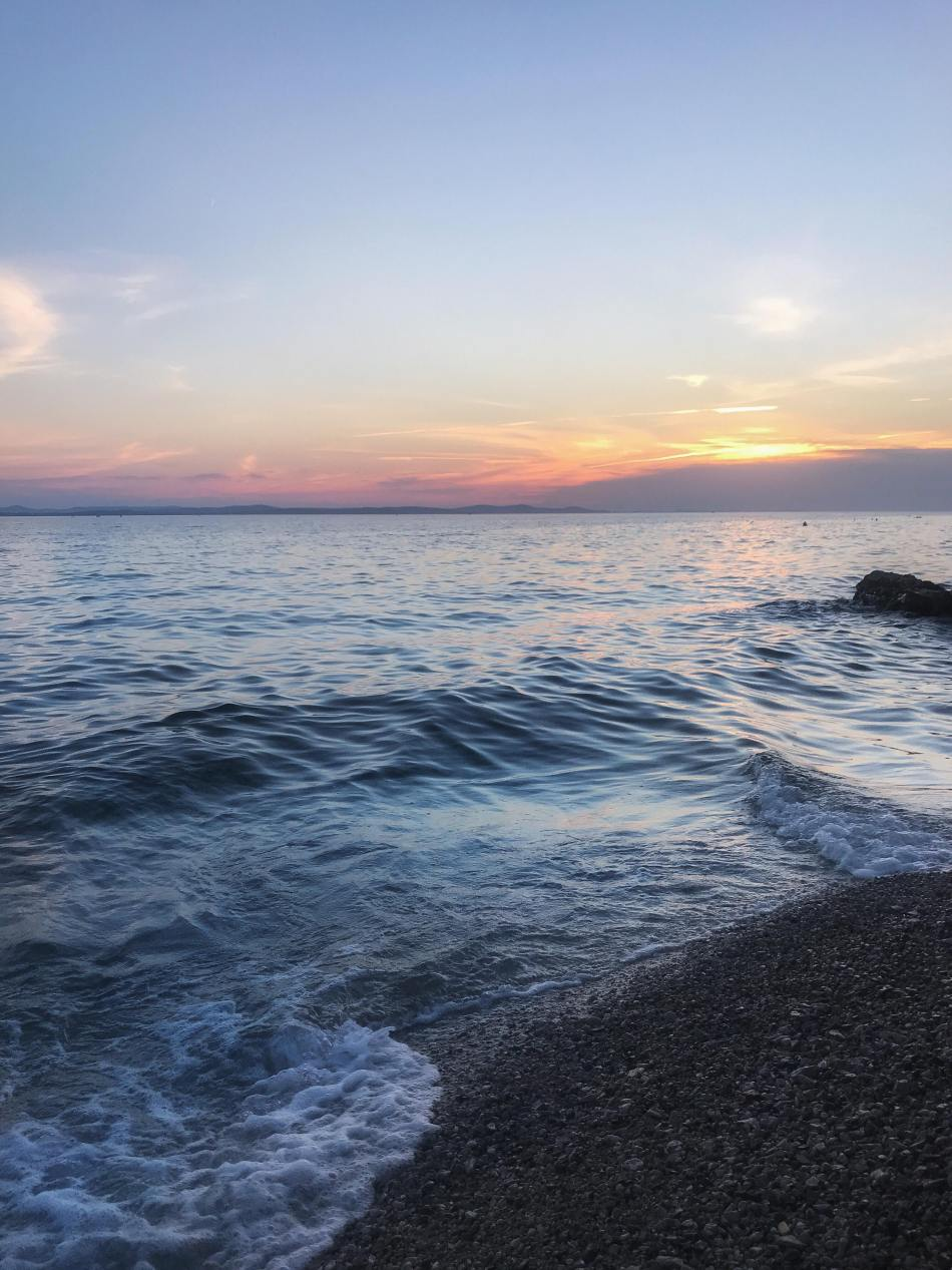 kroatien urlaub kardiaserena croatia zadar meer sea ocean