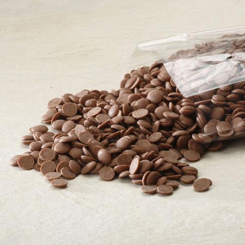 hvide chokoladeknapper