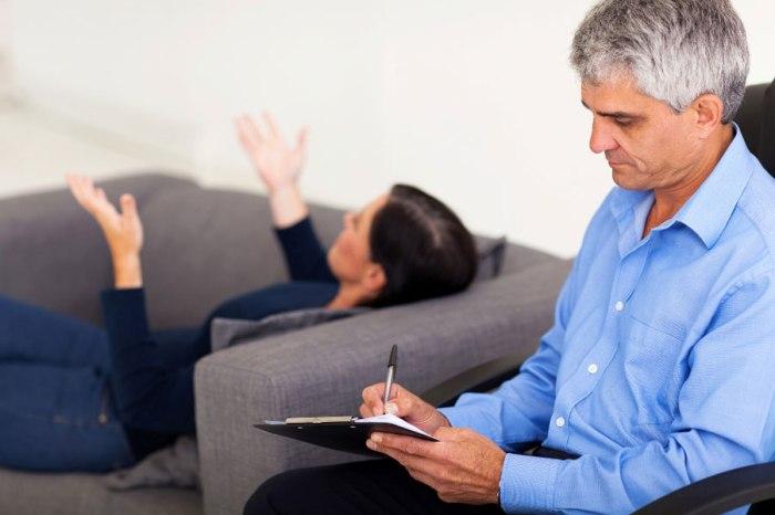 Психотерапия с опытным специалистом