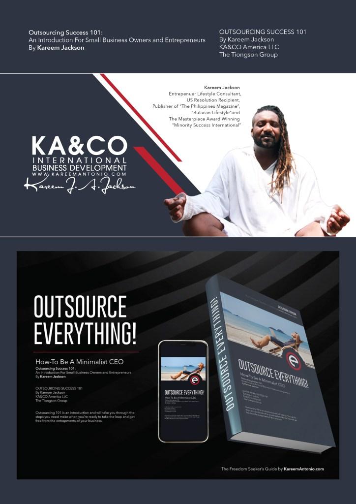 Kareem Antonior Jackson eBook