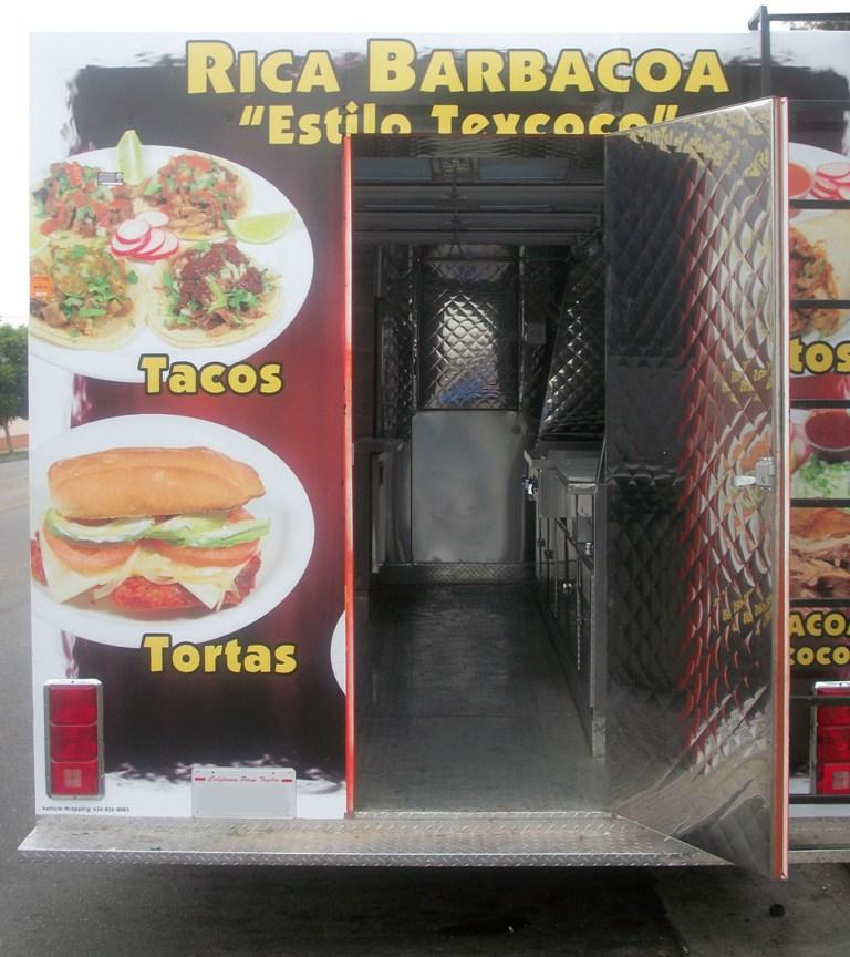 Taco Trailer