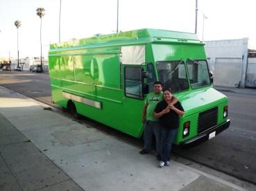 Tacos al pastor Truck - 02