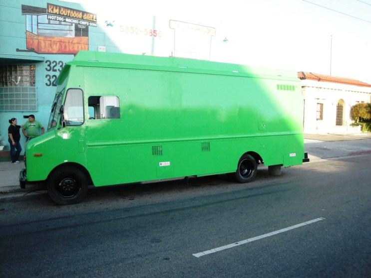 Tacos al pastor Truck - 06
