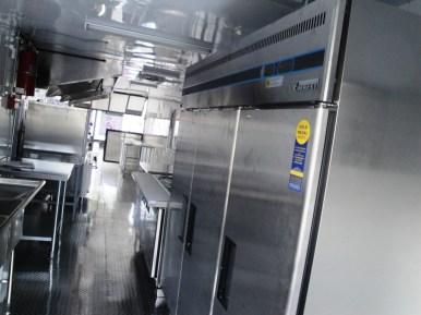 Tall refrigerators
