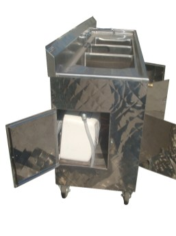 Portable Sink Side View
