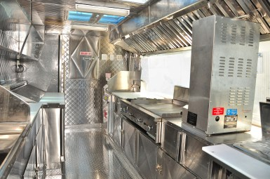 Cooking section
