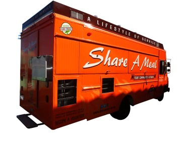 Share A Meal Food Truck