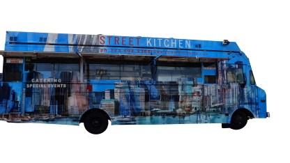 street kitchen open