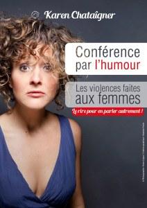 Conférence stand'up : les violences faites aux femmes @ VILLE DE SAINT-MAUR-DES-FOSSÉS | Strasbourg | Grand Est | France