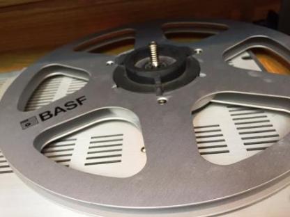 BASF reel tape