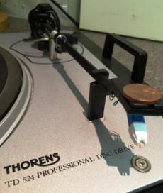 Thorens Disc Drive