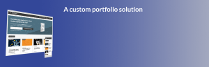 Web Developer's Portfolio Plugin banner