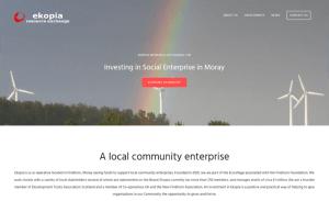 Ekopia desktop screenshot