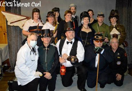 ACG ball 2014 group