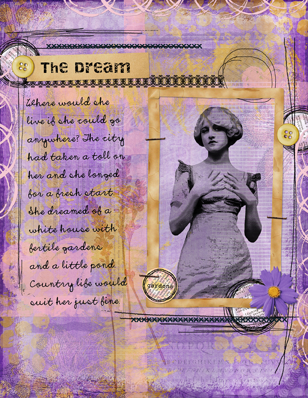 Digital Art Journaling (3/6)
