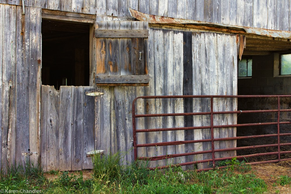 Holmes County: Old Farm Buildings Part 1 (1/6)