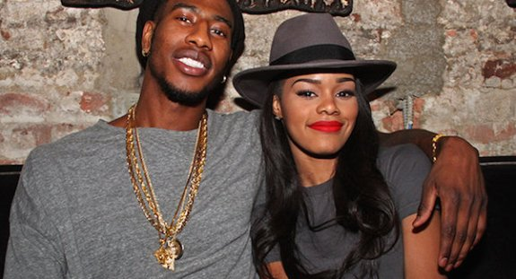 Teyana Taylor and Iman Shumpert are having a baby