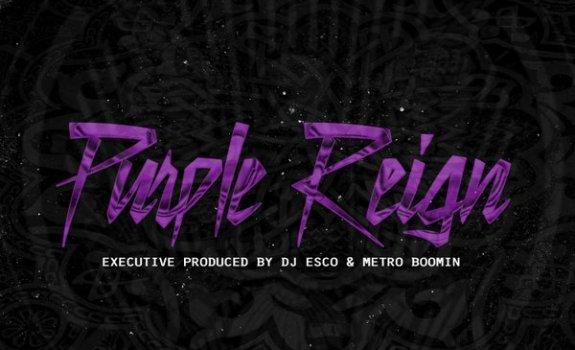 future drops new mixtape purple reign