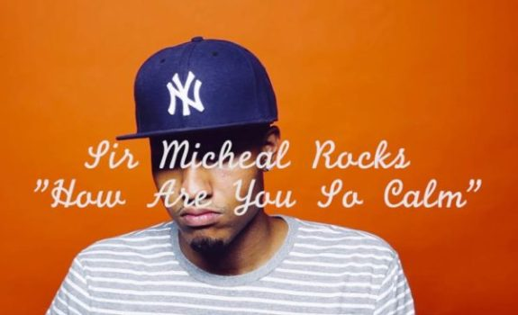 sir michael rocks how are you so calm