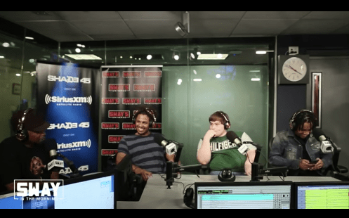 Vic Mensa, Joey Purp, Sway in the Morning