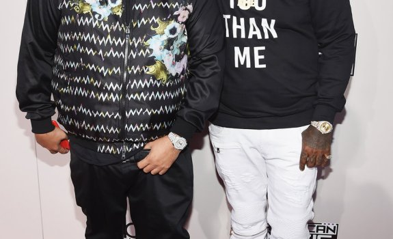 DJ Khaled & Rick Ross 2016 AMAs