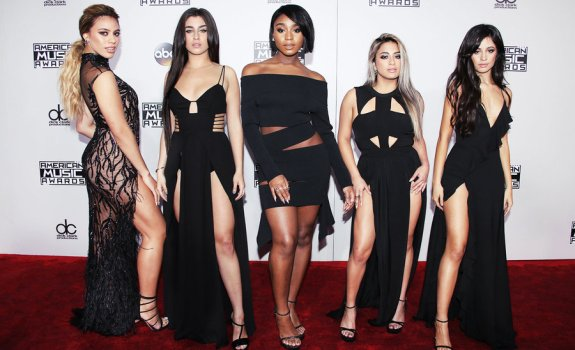 Fifth Harmony 2016 AMAs