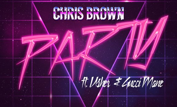 Chris Brown - 'Party'