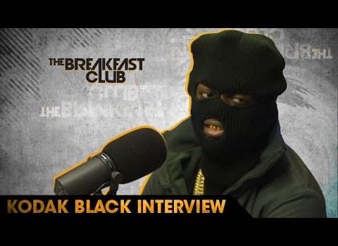 kodak black breakfast club