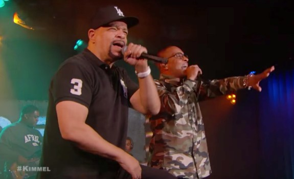 ice-t t.i. jimmy kimmel live