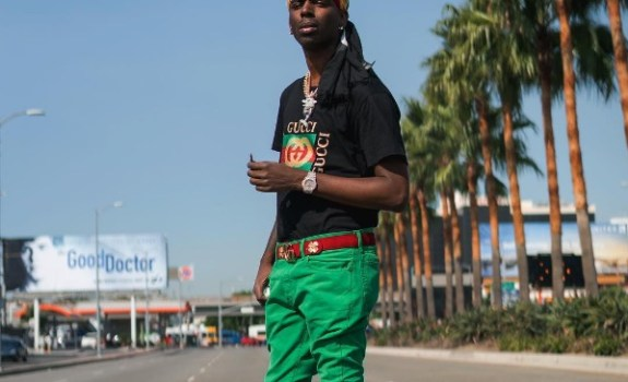 Young Dolph Shot In Hollywood