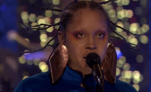 Erykah Badu The Tonight Show Fela Kuti