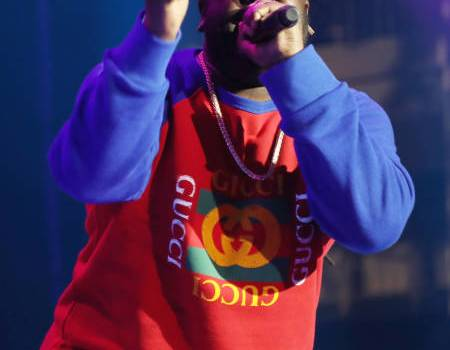 t-pain at TIDAL X: Rolling Stone Live