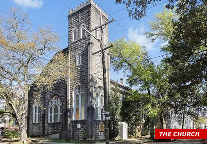 Beyoncé Buys Old Church In New Orleans