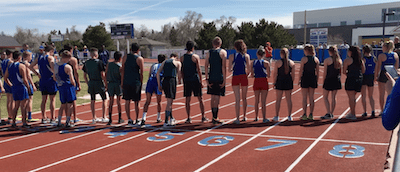 Reno High School Track