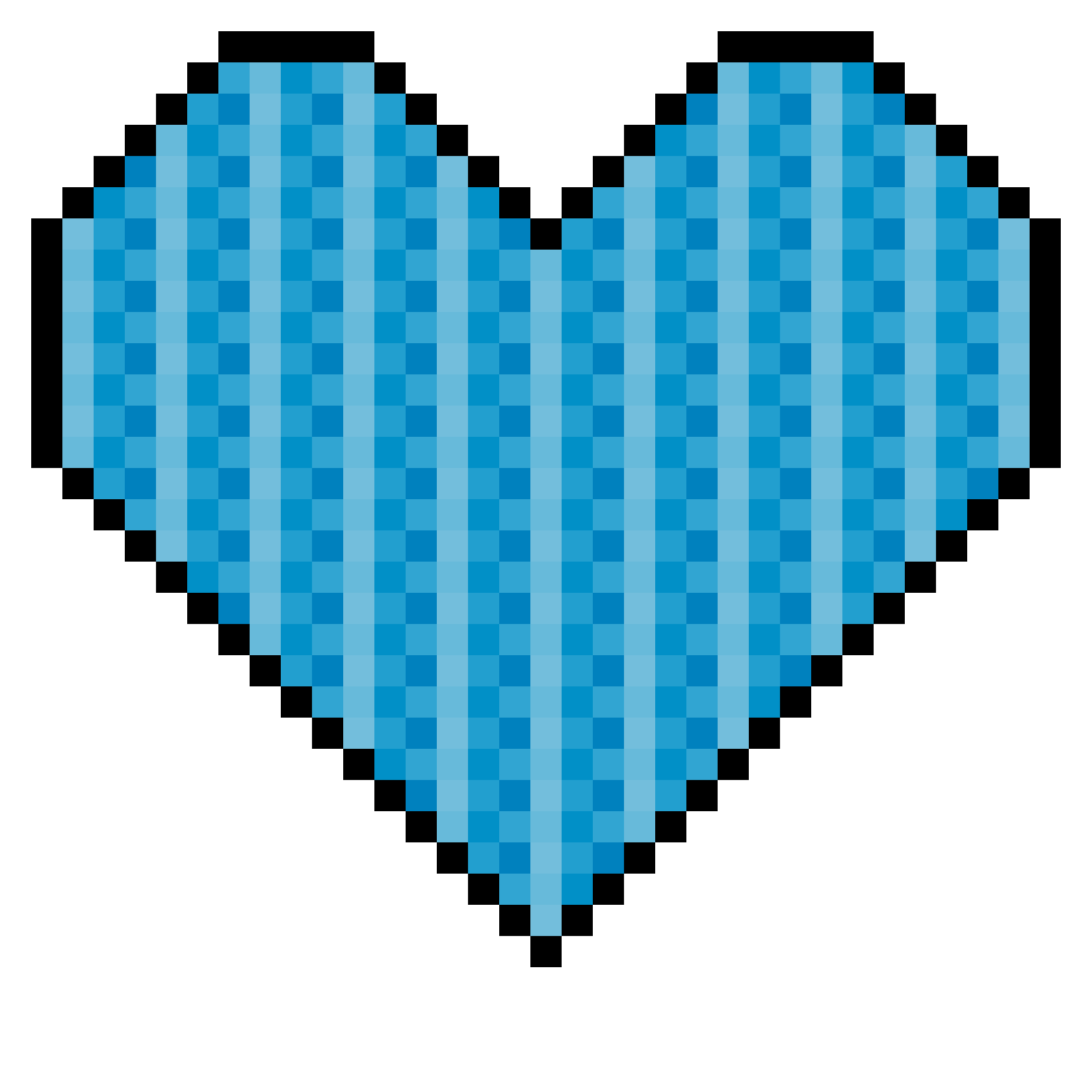 Pixel Twilight Sparkle Art Grid