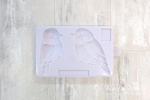 Love Birds Mould