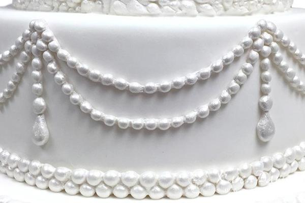 Pearl Borders Mould