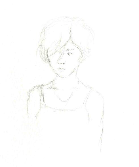 Lily sketch128