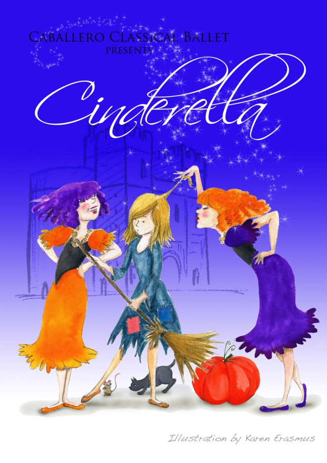 Cinderella program cover
