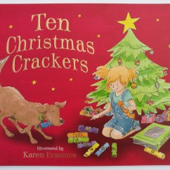 Ten Christmas Crackers published by Hachette Children's Books