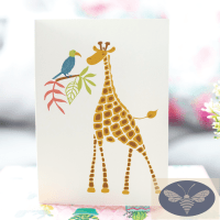Giraffe Chat - Pack of 5