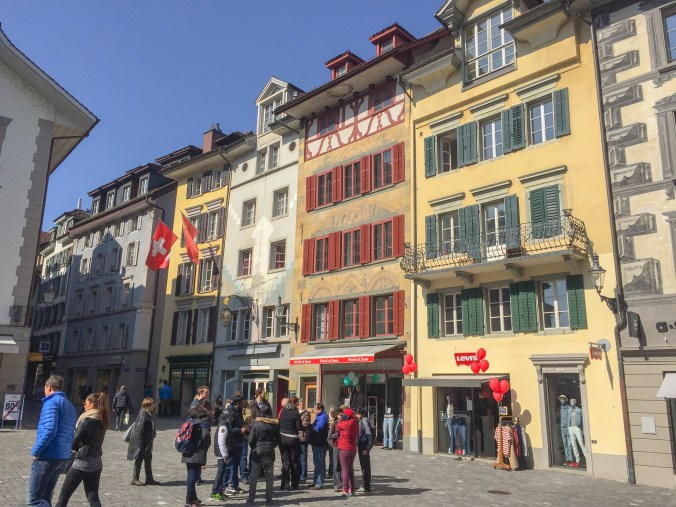 Luzern Buildings