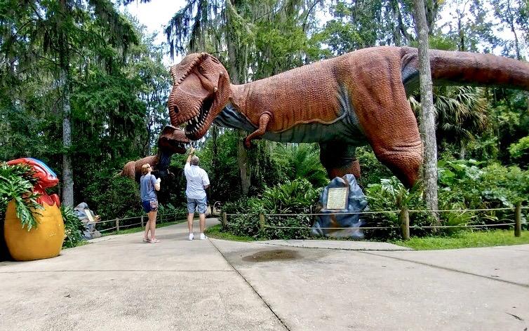 Sizing up the dinosaur