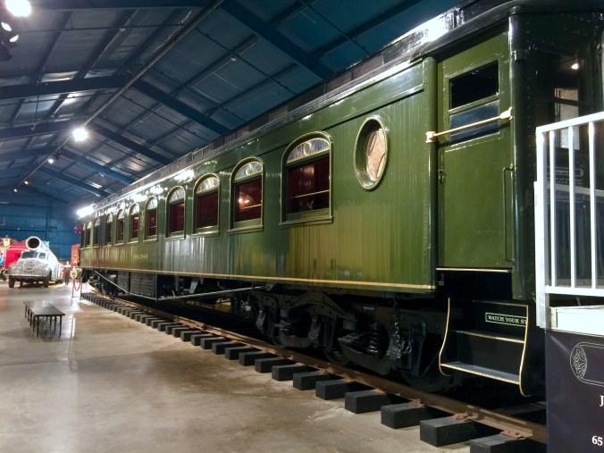 Ringling Museum Train