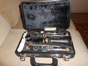This student clarinet that had been my daughter's in high school sold on eBay for $149.95 just 19 minutes after I listed it!