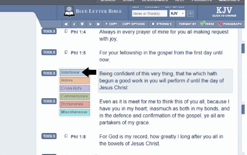 How to do a Bible Word Study - Karen Hopkins Online