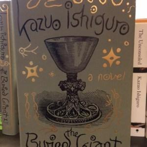 Kazuo Ishiguro's Novel The Buried Giant, Karen Hugg, www.karenhugg.com #writing #KazuoIshiguro #BuriedGiant #books #fantasy #literary